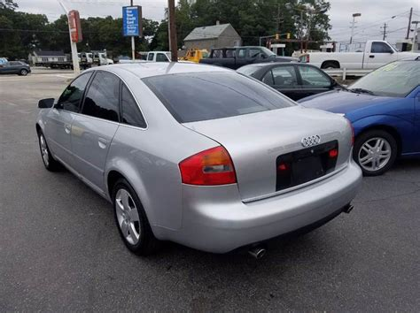 how cars work for dummies 2002 audi a6 security system 2002 audi a6 3 0 quattro awd 4dr sedan in warwick ri sandy lane auto sales and repair