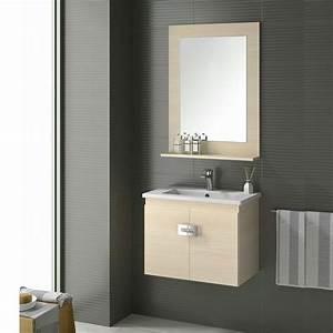 Relooker Meuble Salle De Bain : meuble de salle de bain evita salle de bain ~ Melissatoandfro.com Idées de Décoration