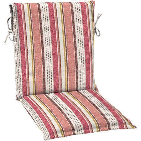 mainstays outdoor patio sling chair cushion multiple