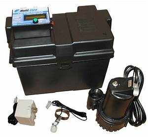 Why You Need A Battery Backup Sump Pump In Times Of