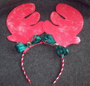 reindeer antler headband allfreechristmascraftscom