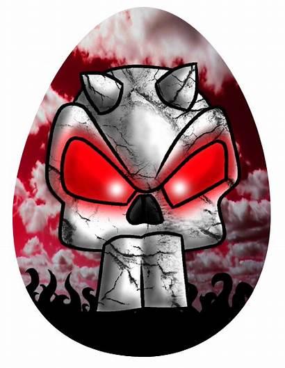 Easter Killer Eggs Evil Egg Tis Objects