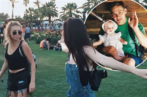 Paul Walker's daughter Meadow soaks up the music at