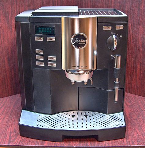 After purchasing the oval head key, visit our diy video category to learn how to open your jura coffee machine. Jura Impressa S7 Super Automatic Espresso Machine!