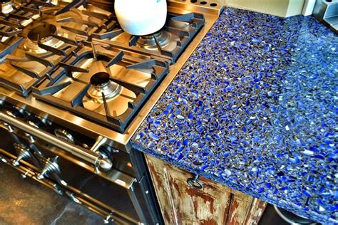 17 best images about vetrazzo recycled glass countertops