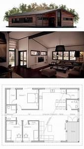 Petite Maison  Plan De Maison