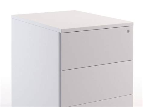Office Drawers On Wheels by Metal Chest Of Drawers On Wheels With 3 Drawers Simplex
