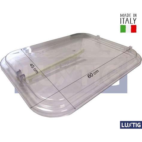 Cupole Lucernari by Cupola Di Ricambio Per Lucernario 45x60 Luxtig
