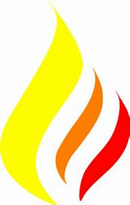 Flame Yelow-red clip art | Clipart Panda - Free Clipart Images