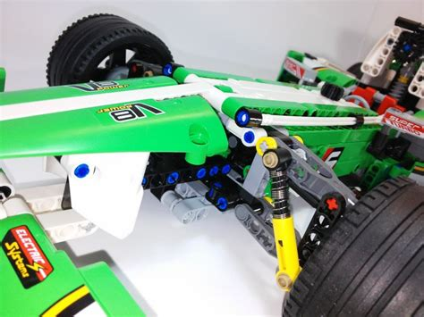 lego technic alternative 42039 alternative model f1 racer lego technic mindstorms model team eurobricks forums