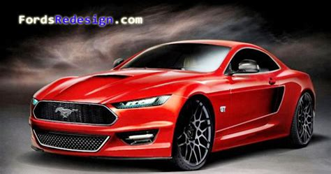 2019 Ford Mustang Gt Review  Fords Redesign