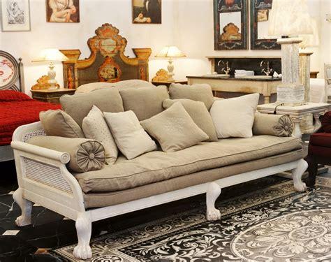 rededition canap sofa pondichery petit modele 200 cm structure hetre