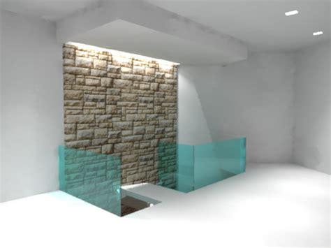 Parete Di Pietra Interna - faretti per illuminare parete in pietra con i miei trucchi