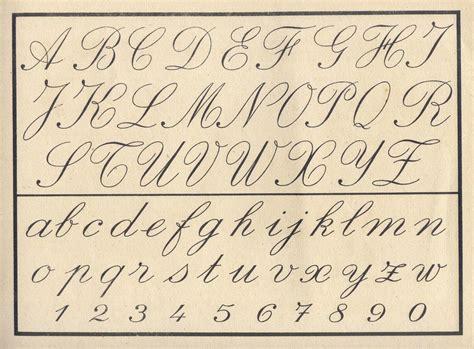 alpha jeanguy p  images cursive alphabet