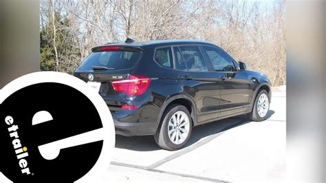 Bmw X3 Roof Rack by Thule Roof Rack Review 2016 Bmw X3 Etrailer