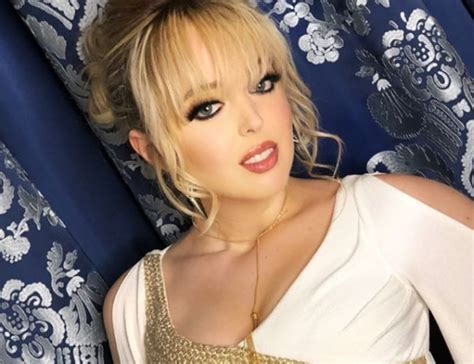 Tiffany Trump was the only prominent Republican and only ...