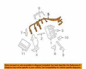 Jeep Chrysler Oem Wrangler Ignition Spark Plug