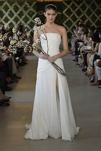 shirred wedding dresses oscar de la renta 2013 bridal gown With oscar de la renta wedding gown