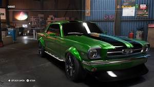 Need For Speed Payback : Tuning Ford Mustang 1965 - YouTube