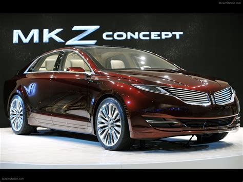 Lincoln Mkz Concept 2018 Exotic Car Pictures 18 Of 42