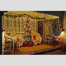 Christmas Lights Display South Island  Photo, Information
