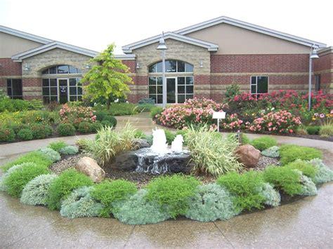 front yard landscape plans    homesfeed