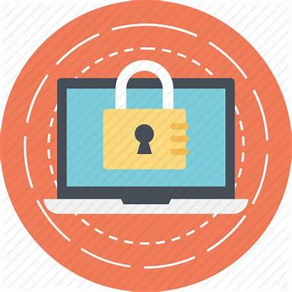 Icon Protection Clipart Security Privacy Computer Circle
