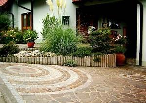 Beispiele Für Terrassengestaltung : terrassenmuster pflasterungen beispiele ~ Bigdaddyawards.com Haus und Dekorationen