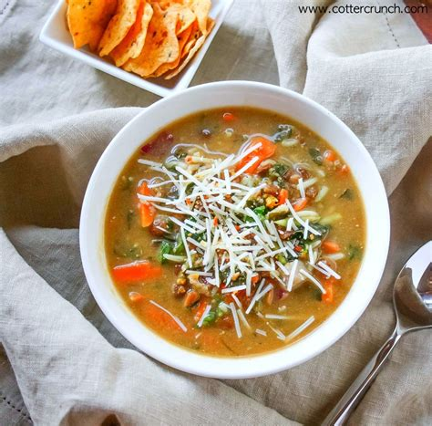 kitchen sink soup everything but the kitchen sink soup gluten free 2893