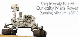 Mars Curiosity Rover   Micrium