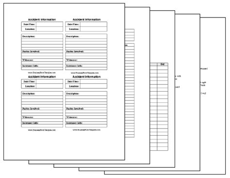 free printable business forms and templates business form templates collection template