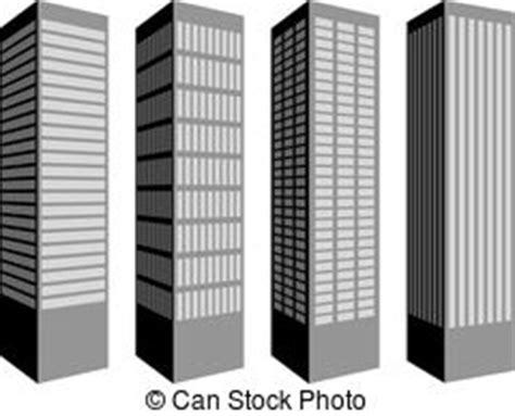 Wolkenkratzer Illustrationen Und Clipart 38187