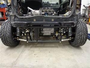 Smart Fortwo With A Turbo Hayabusa Motor  U2013 Engine Swap Depot