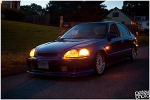 Any Infor On Edm Headlights For A Ek 96 To 98 How To Wire