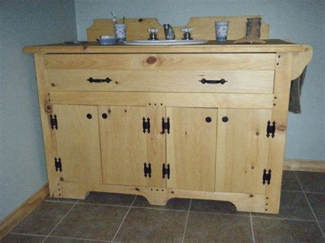 knotty pine bathroom vanity cabinets unfinished pine bathroom vanity bathroom vanity in solid