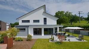 Garage Mit Pultdach : modernes haus mit versetztem pultdach h user pinterest ~ Michelbontemps.com Haus und Dekorationen