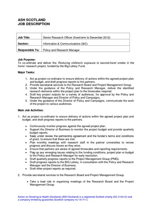 safety coordinator description sle stock clerk resume sales clerk lewesmr