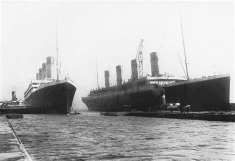 rms olympic sinking was the titanic sunk as an insurance scam