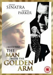 The Man With The Golden Arm DVD | Zavvi.com