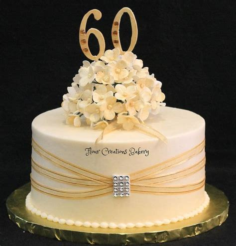 Baking for birthdays, parties, special occasions are always a joy! 60Th Birthday Cakes
