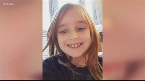 Suspected killing of 6-year-old South Carolina girl 'linked' to dead man found nearby, police say