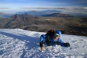 Climbing Cotopaxi Ecuador