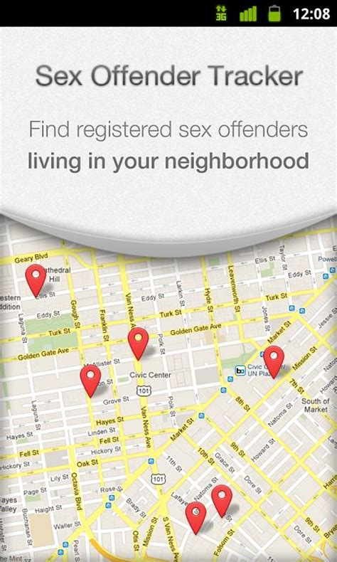 find offenders map free offender search android apps on google play