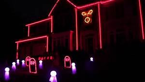 Halloween, 2012, Light, Show