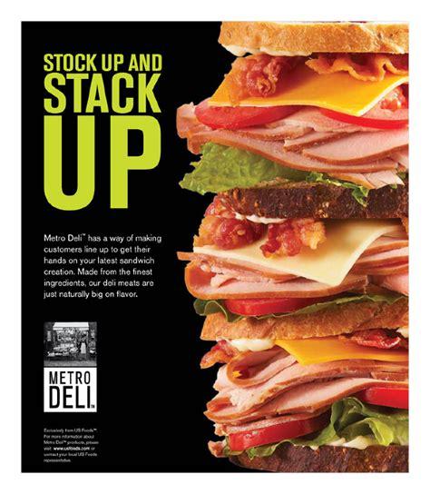 cuisine ad the s catalog of ideas