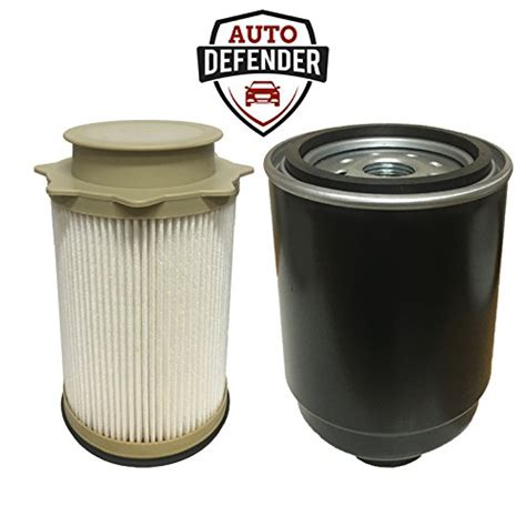 Dodge Fuel Filter Replacement by Auto Defender Fuel Filter Water Separator Set For Dodge