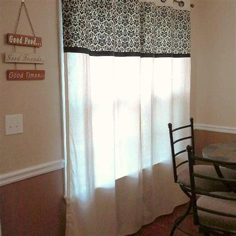 diy  sew kitchen curtains hometalk