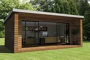 construire un garage en bois 20m2 4 plan abri de jardin With construire garage en bois