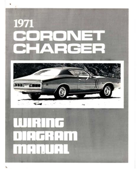 dodge charger parts literature multimedia literature wiring diagrams classic industries