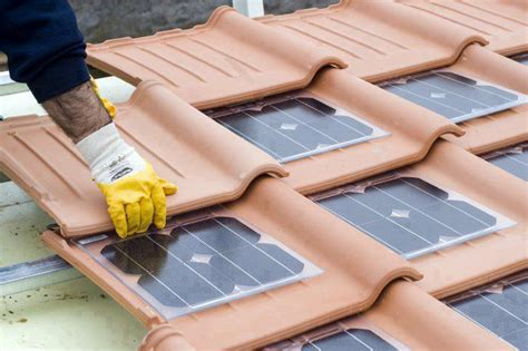 reduce your electricity bills with new solar roof tiles